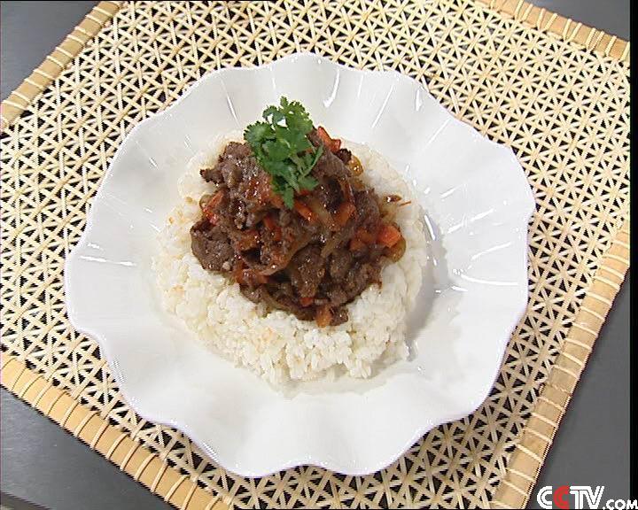洋葱食品牛肉饭春节特别节目证代办红酒流通济南图片