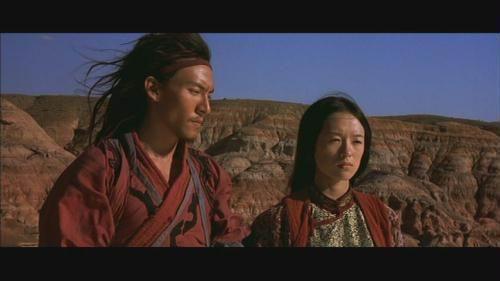 [走遍中国]浙江安吉:电影地图之《卧虎藏龙》