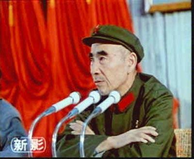 林彪/资料图片:文革中的毛泽东和林彪