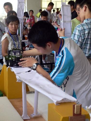 纸质桥梁结构设计大赛