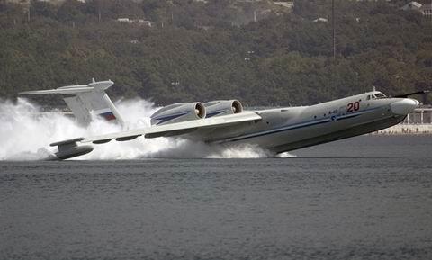 级水陆两用飞机