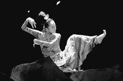 杨丽萍 舞蹈是种信仰