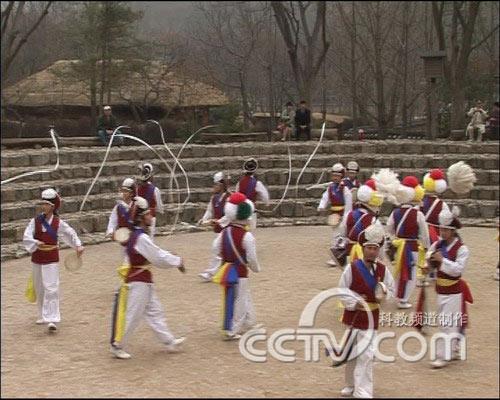 汉江民俗风景区