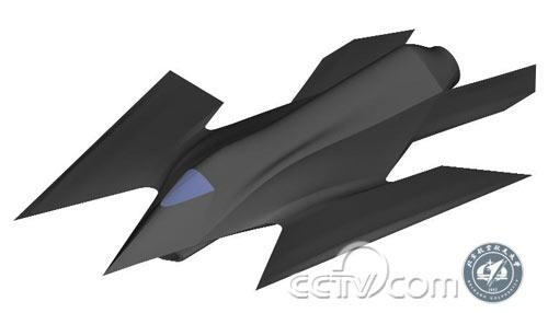 6米 翼展:12米 设计思想:    采用仿生学,燕子的高机动性,快速灵活给