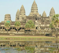 柬埔寨-吴哥