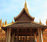 老挝-万象塔銮