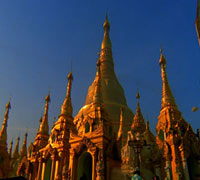 缅甸-大金塔