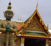 泰国-玉佛寺