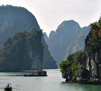 """越南-""""海上桂林""""下龙湾"""